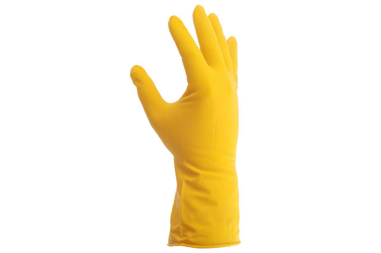 Перчатки Intertool - резиновые (M) 8