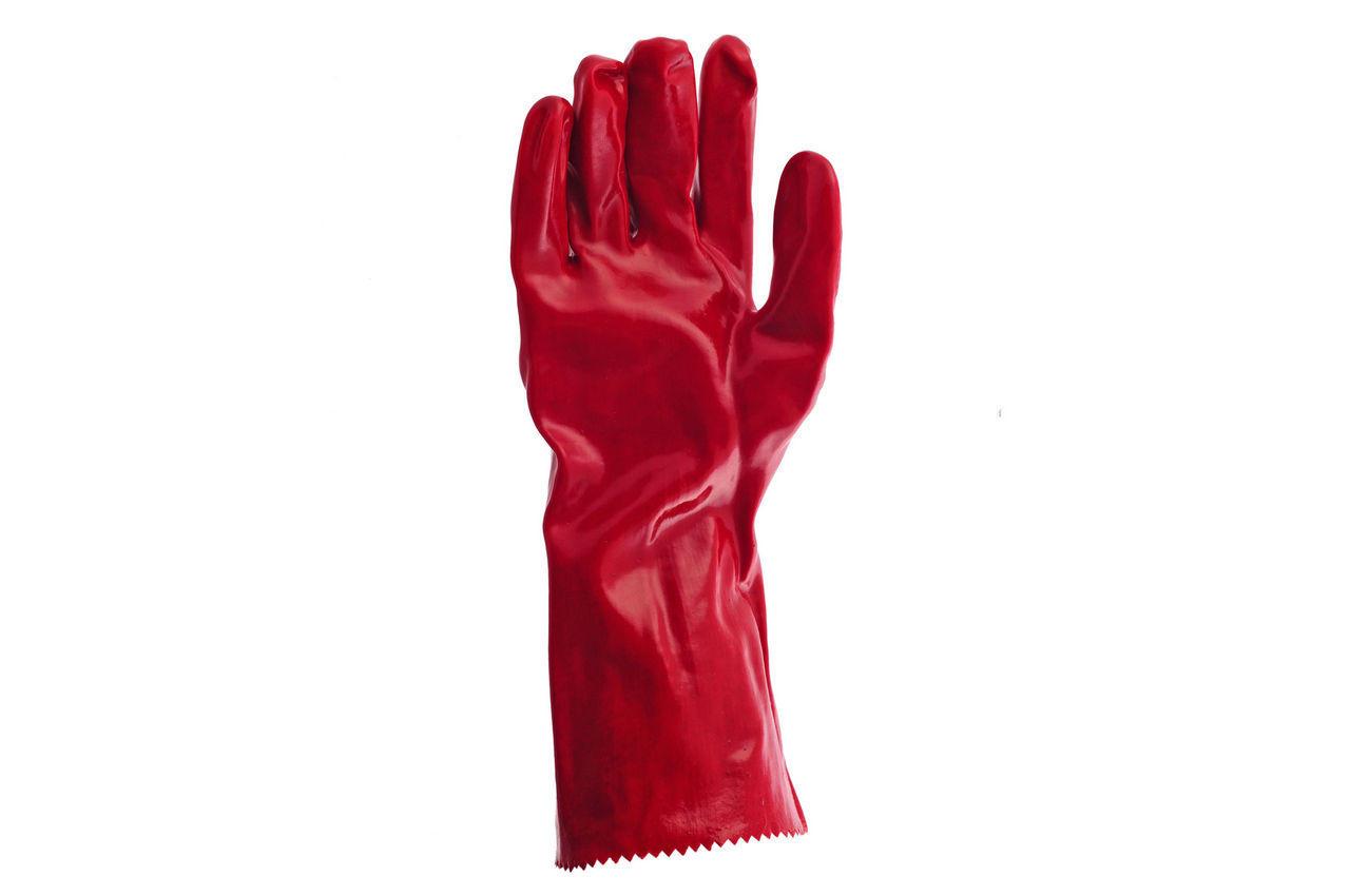 """Перчатки Mastertool - масло-бензостойкая 35 см х 10,5"""" 3 шт."""