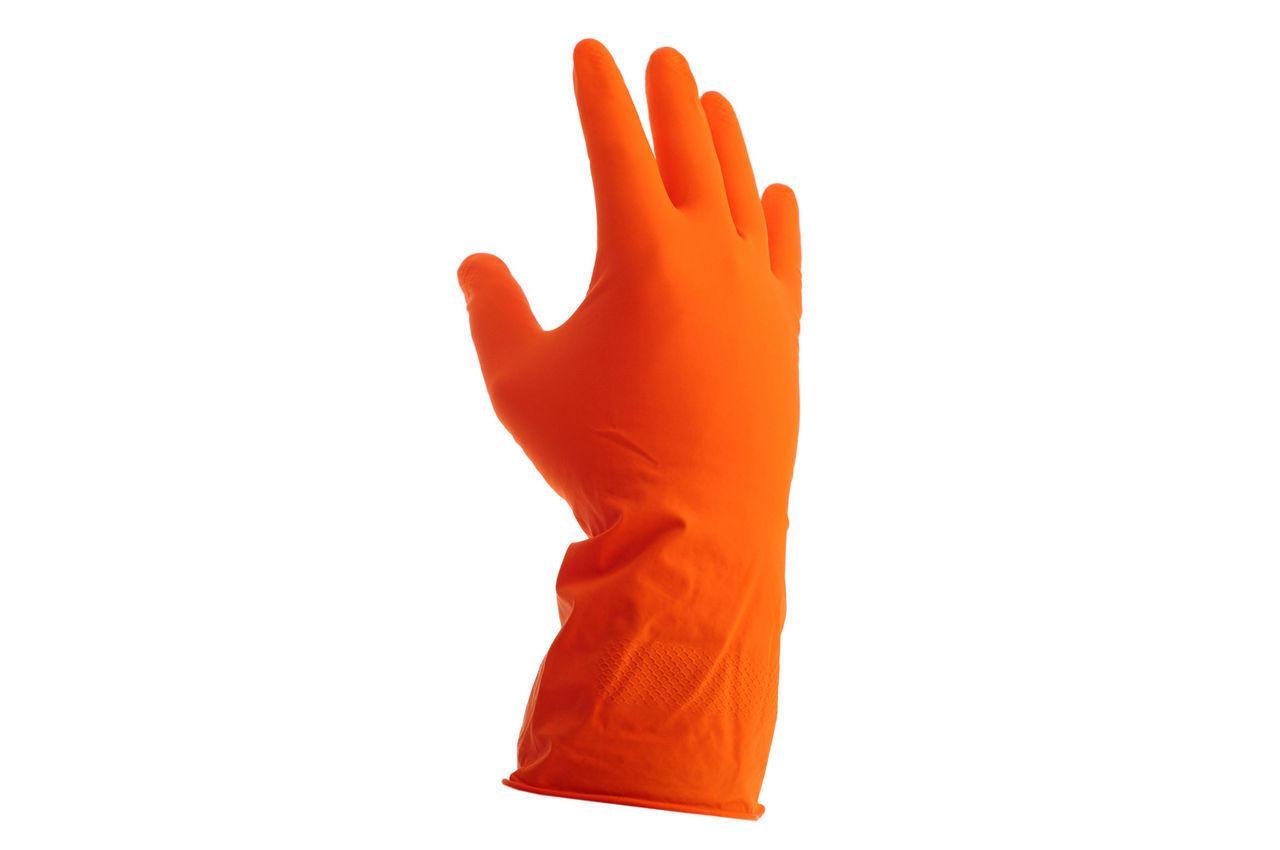 Перчатки Алиско - резиновые L 12 шт.