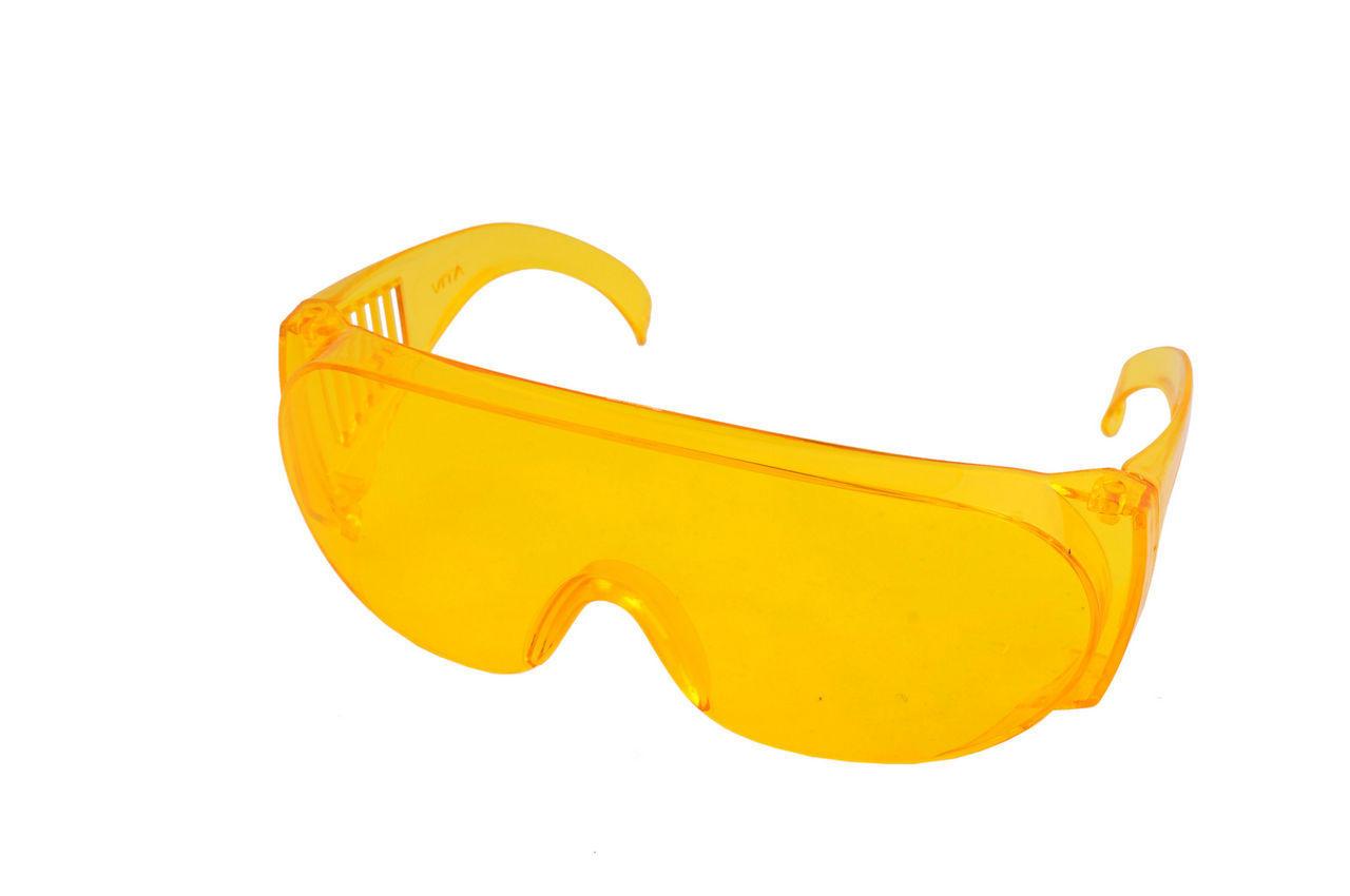 Очки защитные Vita - Озон (желтые)