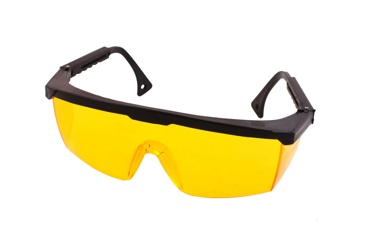 Очки защитные Vita - комфорт (желтые), ZO-0004