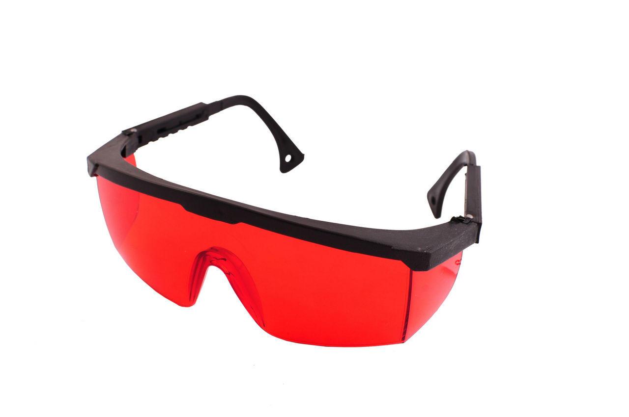 Очки Vita - комфорт (красные), ZO-0005