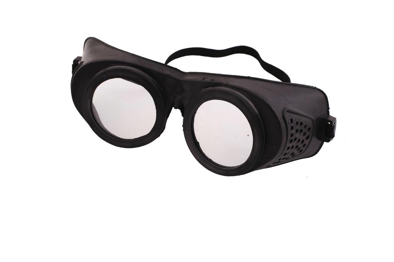 Очки защитные Vita - сетка (прозрачные)