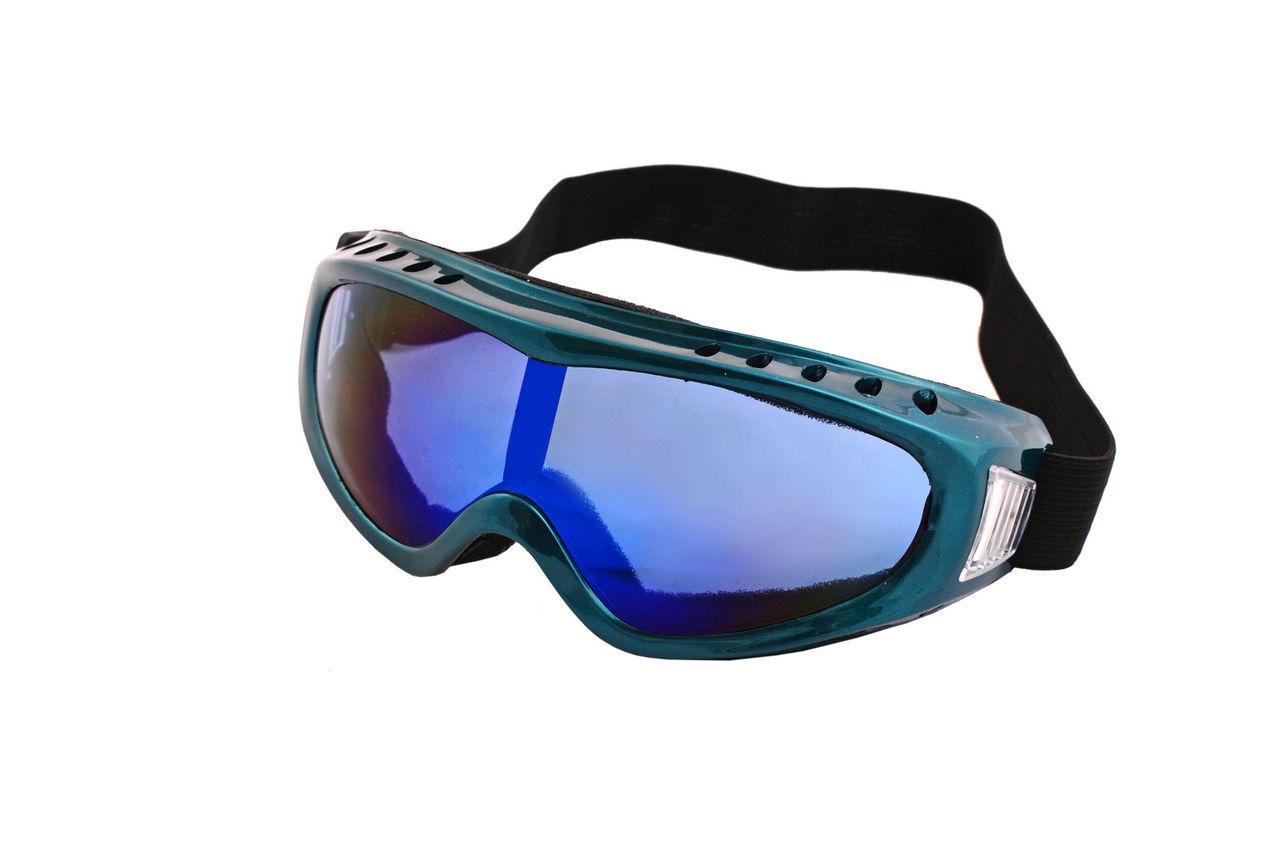 Очки защитные Vita - зеркальные, поликарбонатное стекло