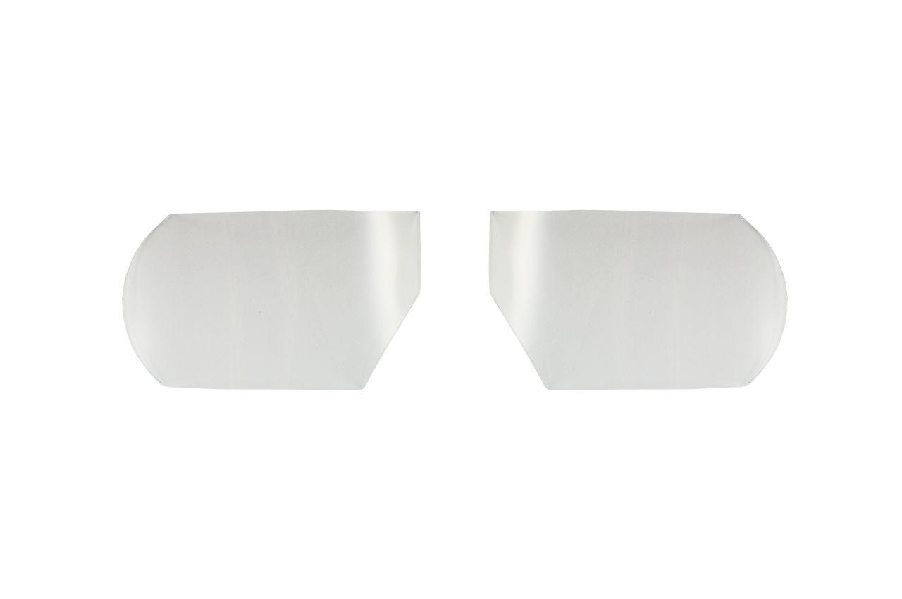 Стекло на очки Vita - ЗП-12 прозрачное изогнутое (в комплекте 2 шт.)