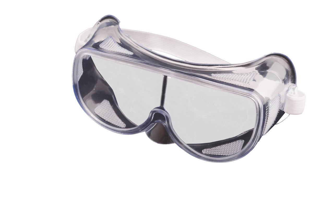 Очки защитные Intertool - силиконовые