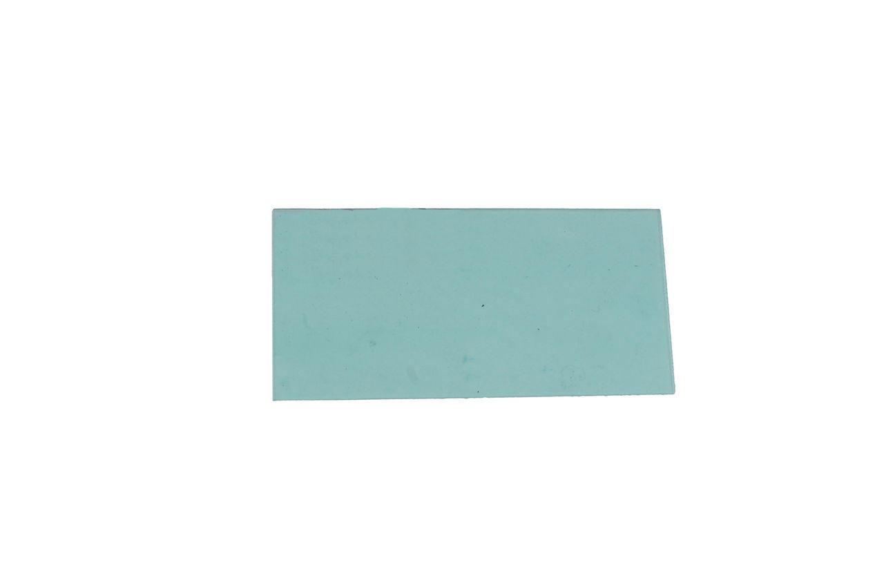 Стекло для сварочной маски Vita - 52 х 102 мм, поликарбонат