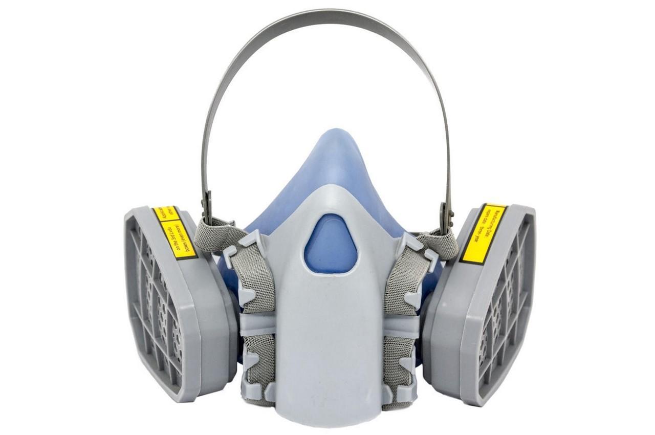 Респиратор Vita - Сталкер-2, с двумя химическими фильтрами (трапеция)