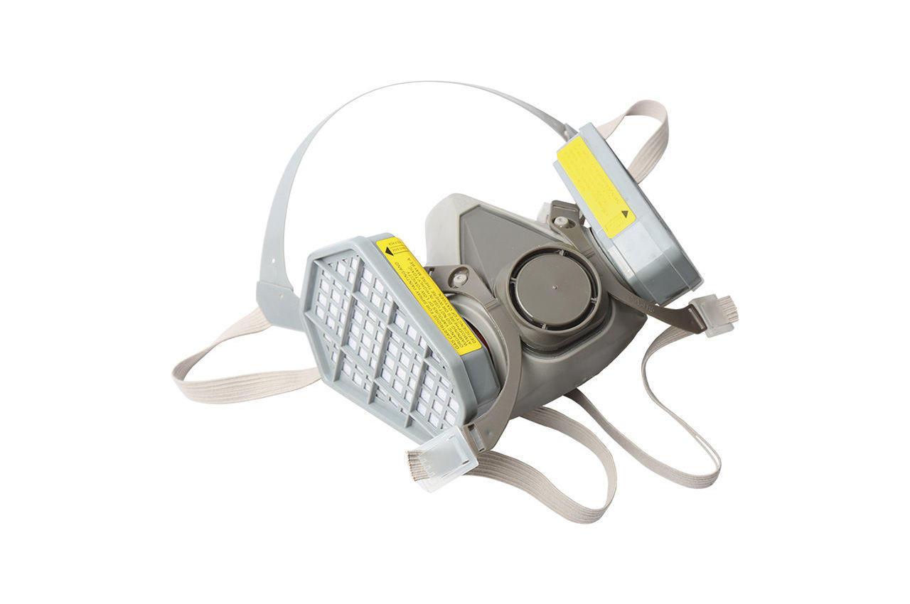 Респиратор Miol - 2 фильтра прямоугольных