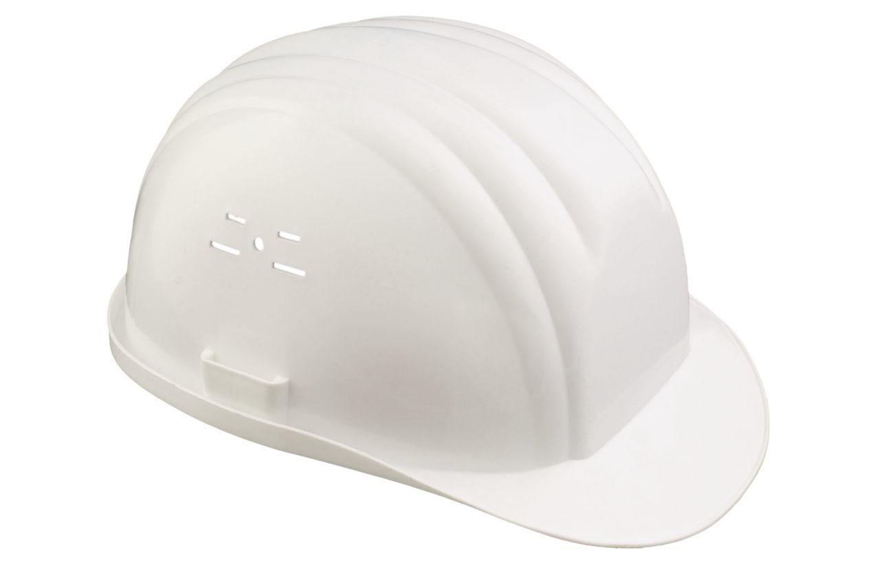 Каска строительная Vita белая
