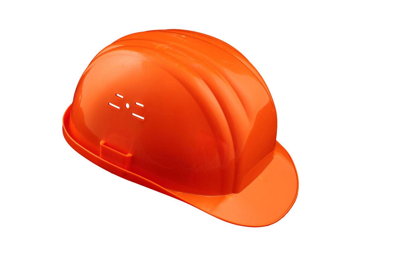 Каска строительная Vita оранжевая, PK-0002