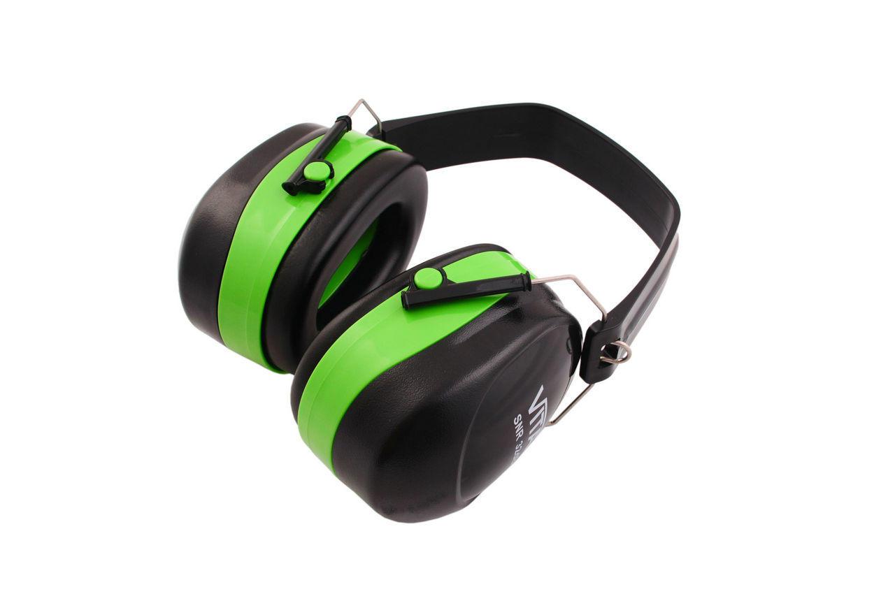 Наушники Vita - с шумоподавлением 32 db, усиленный наголовник