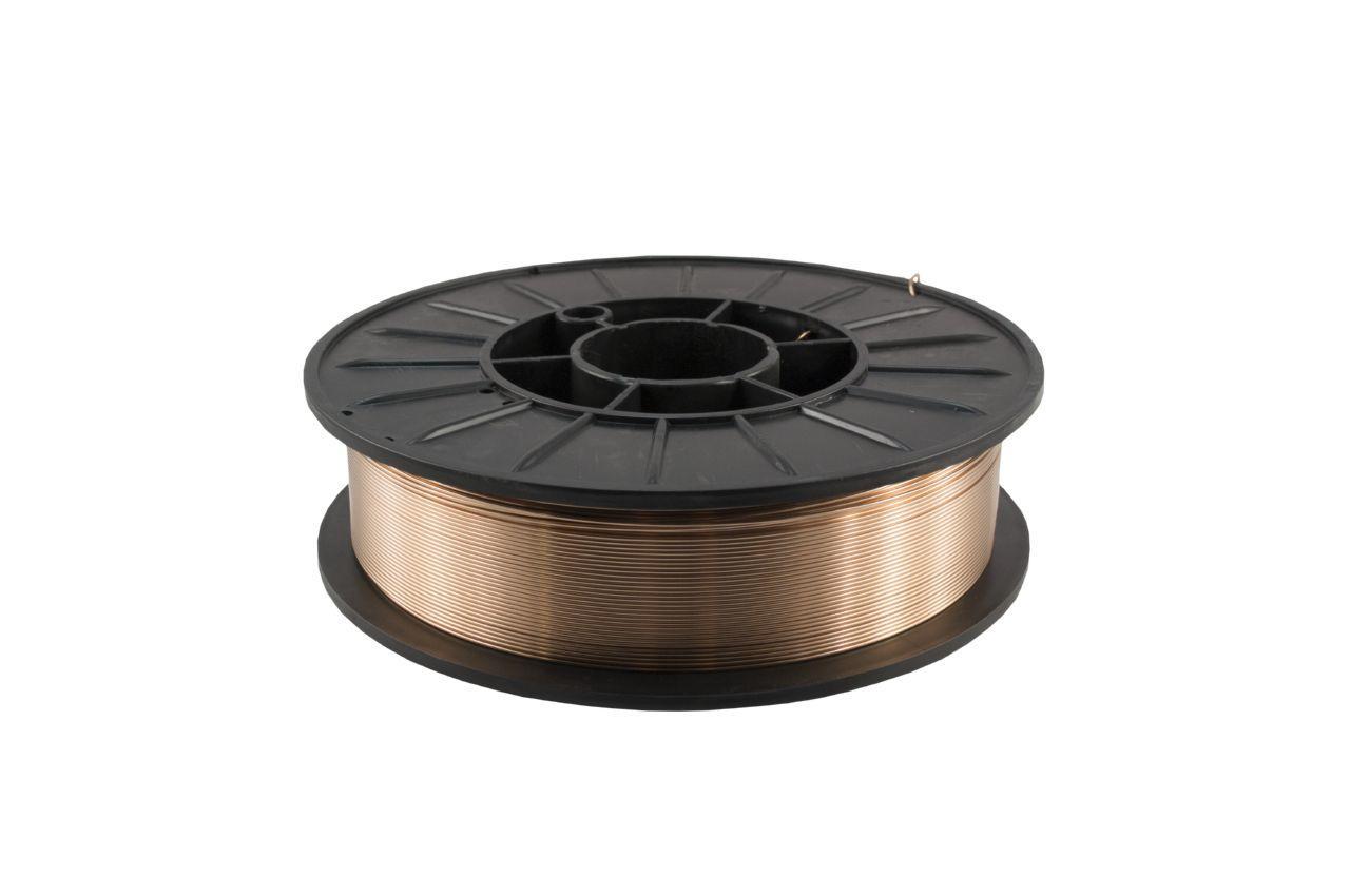 Проволока сварочная PlasmaTec - Monolith 1,0 мм х 5 кг, G3Si1