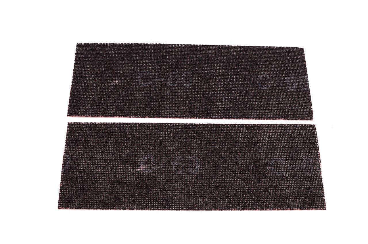 Сетка абразивная Intertool - 105 х 280 мм, Р80 (в комплекте 10 шт.)
