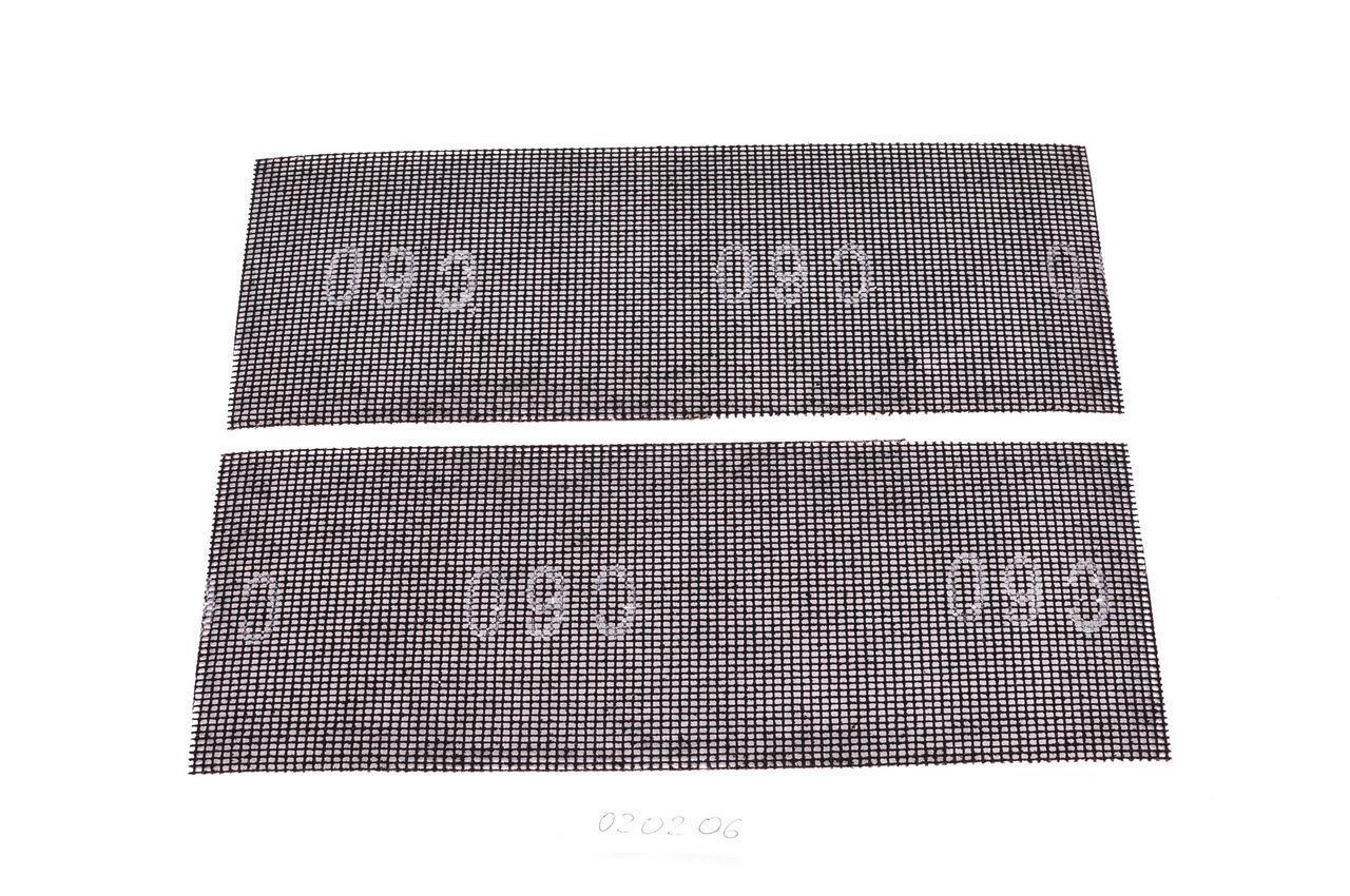 Сетка абразивная Granite - 107 х 280 мм, Р320 (в комплекте 10 шт.), 8-02-320