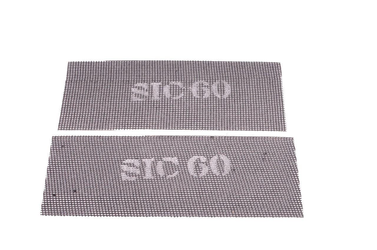 Сетка абразивная DV - SIC 105 х 280 мм, Р40 (в комплекте 50 шт.)