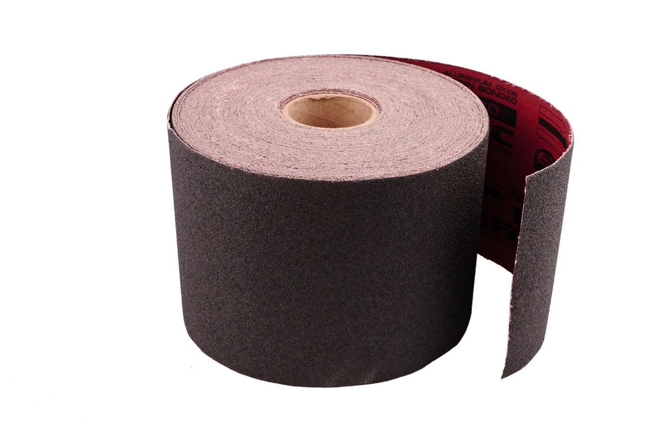 Шлифовальная шкурка Falc 200 мм х 50 м, Р220, ткань