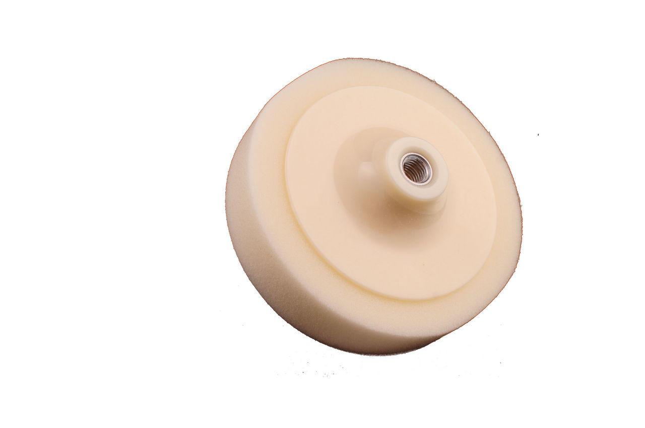 Круг полировальный поролоновый Pilim - 150 мм, белый, SP-20180