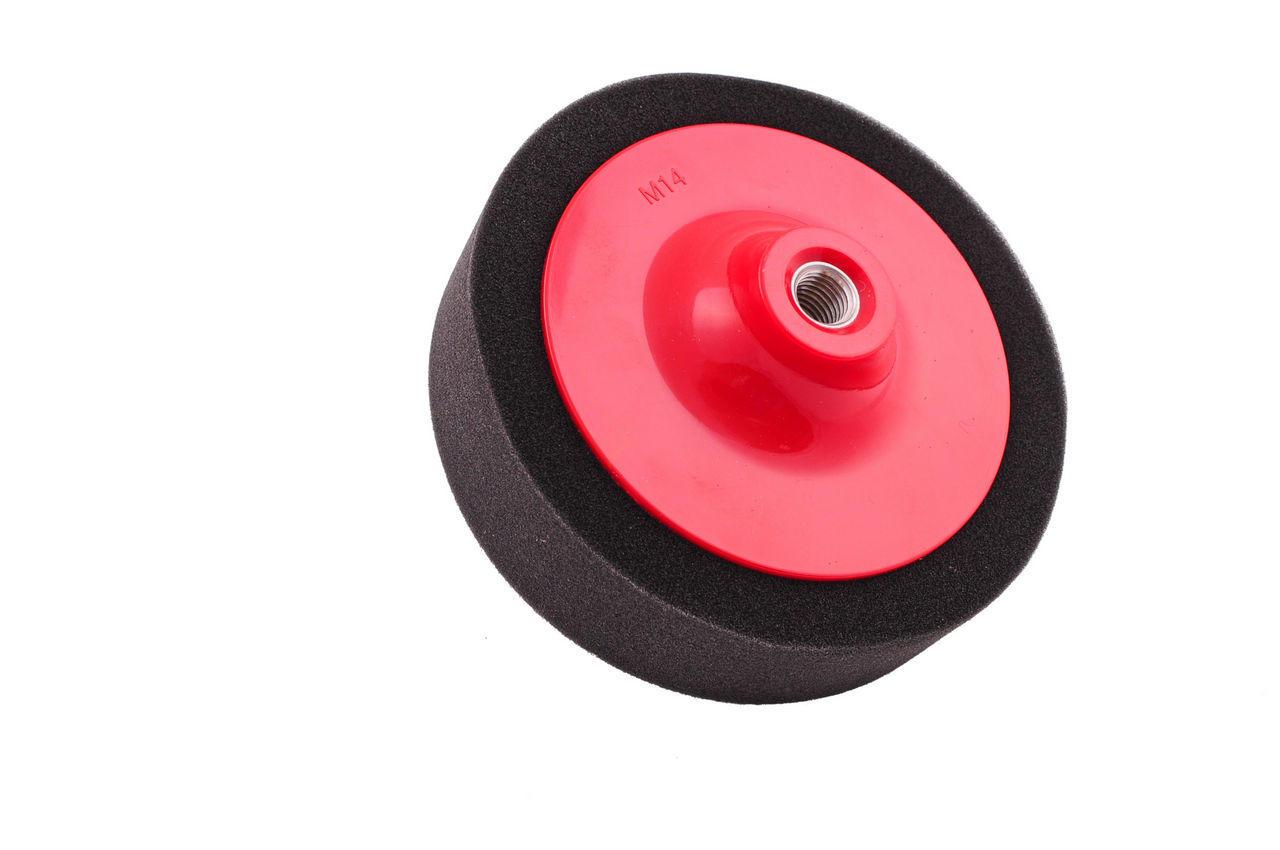 Круг полировальный поролоновый Pilim - 150 мм, чёрный, SP-20195