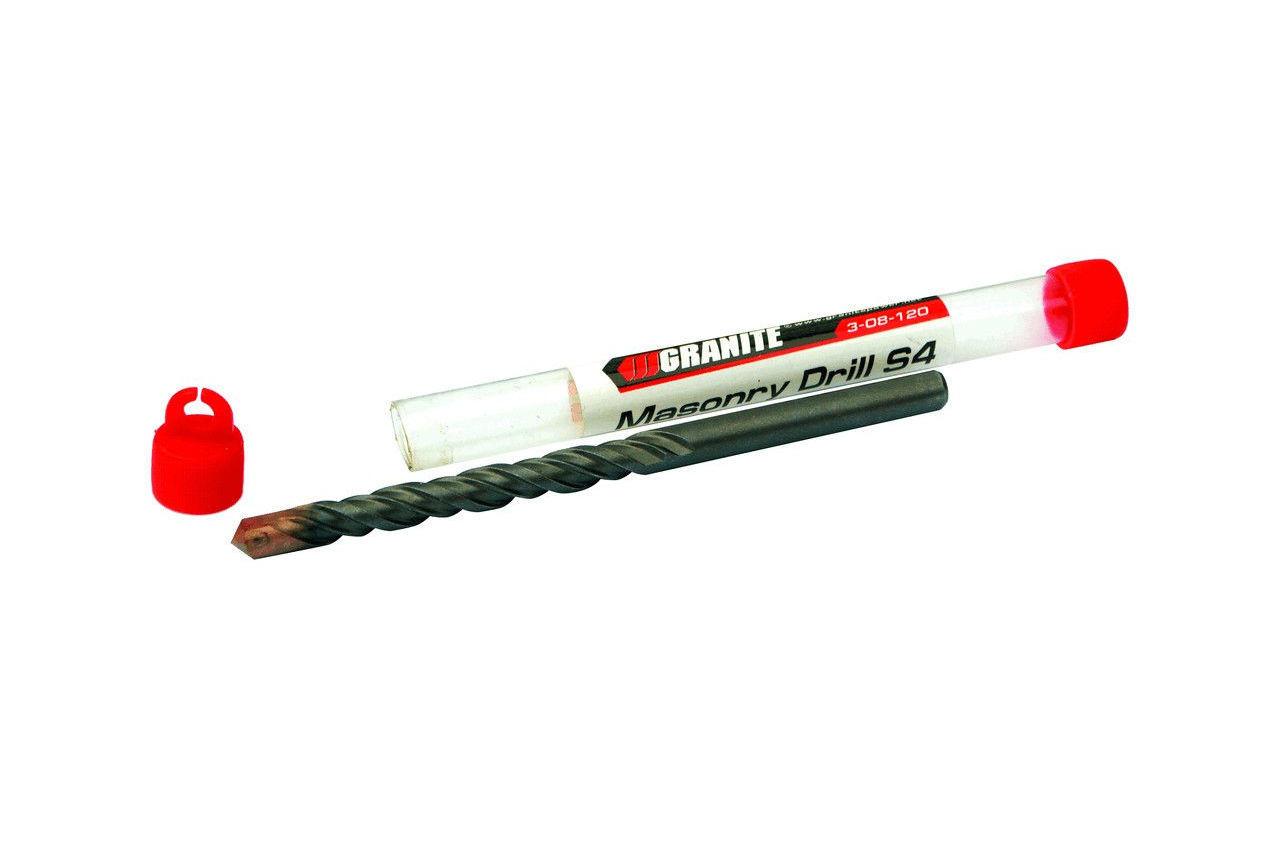 Сверло по бетону Granite - 6 х 100 мм, 3-06-100