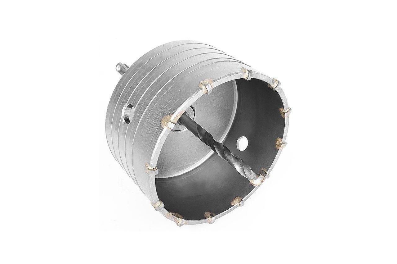 Сверло корончатое по бетону SDS+ Intertool - 105 мм