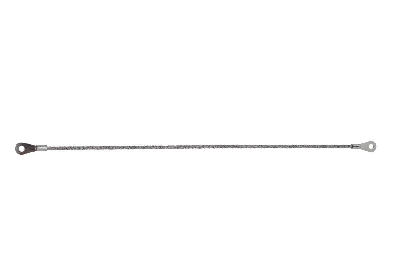 Полотно по камню Intertool - 300 мм, вольфрам