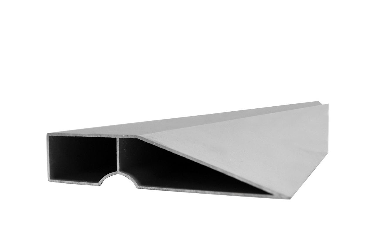Правило трапециевидное Mastertool - 2500 мм