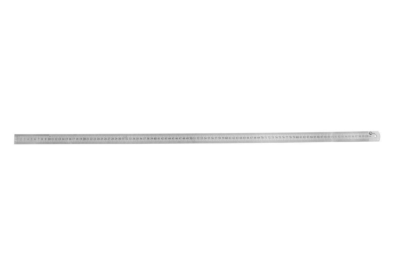 Линейка Topex - 1000 мм нержавейка