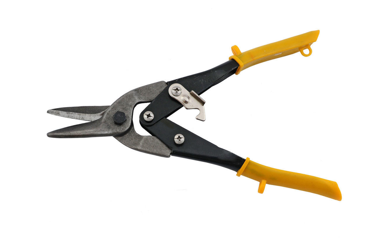 Ножницы по металлу Miol - 250 мм, прямые