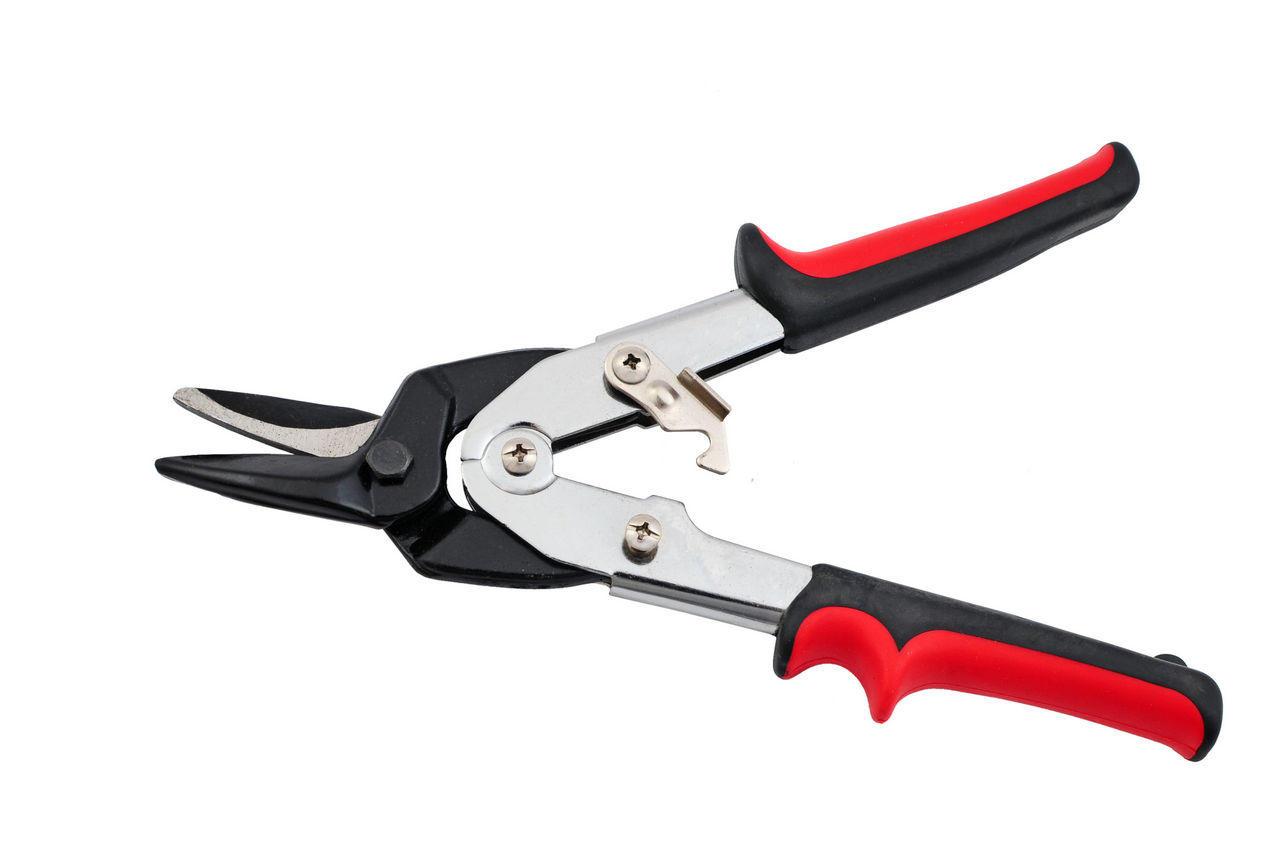 Ножницы по металлу Miol - 250 мм, левые