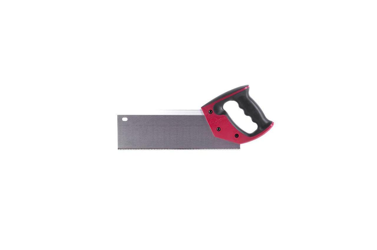Ножовка по дереву пасовочная Intertool - 300 мм, 12T х 1
