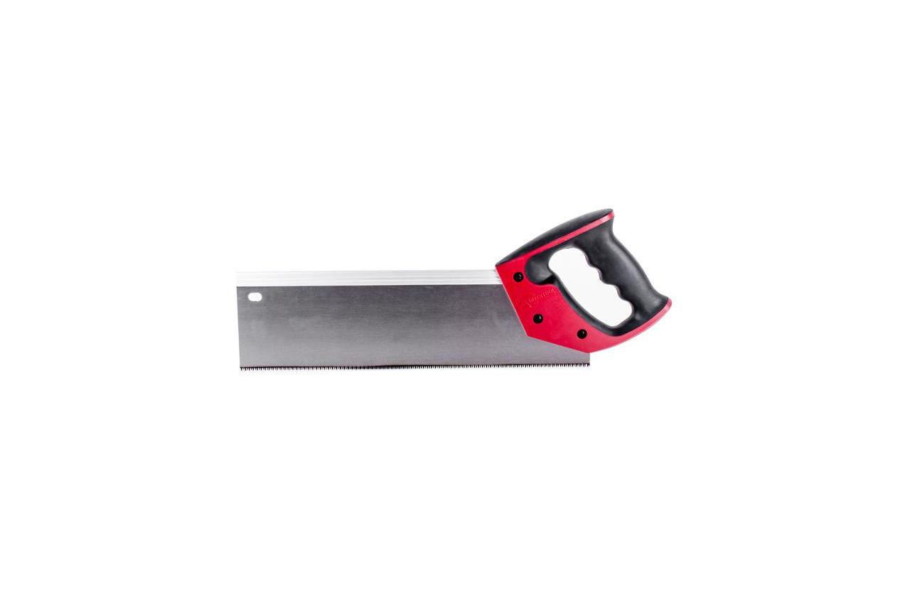 Ножовка по дереву пасовочная Intertool - 350 мм, 12T х 1