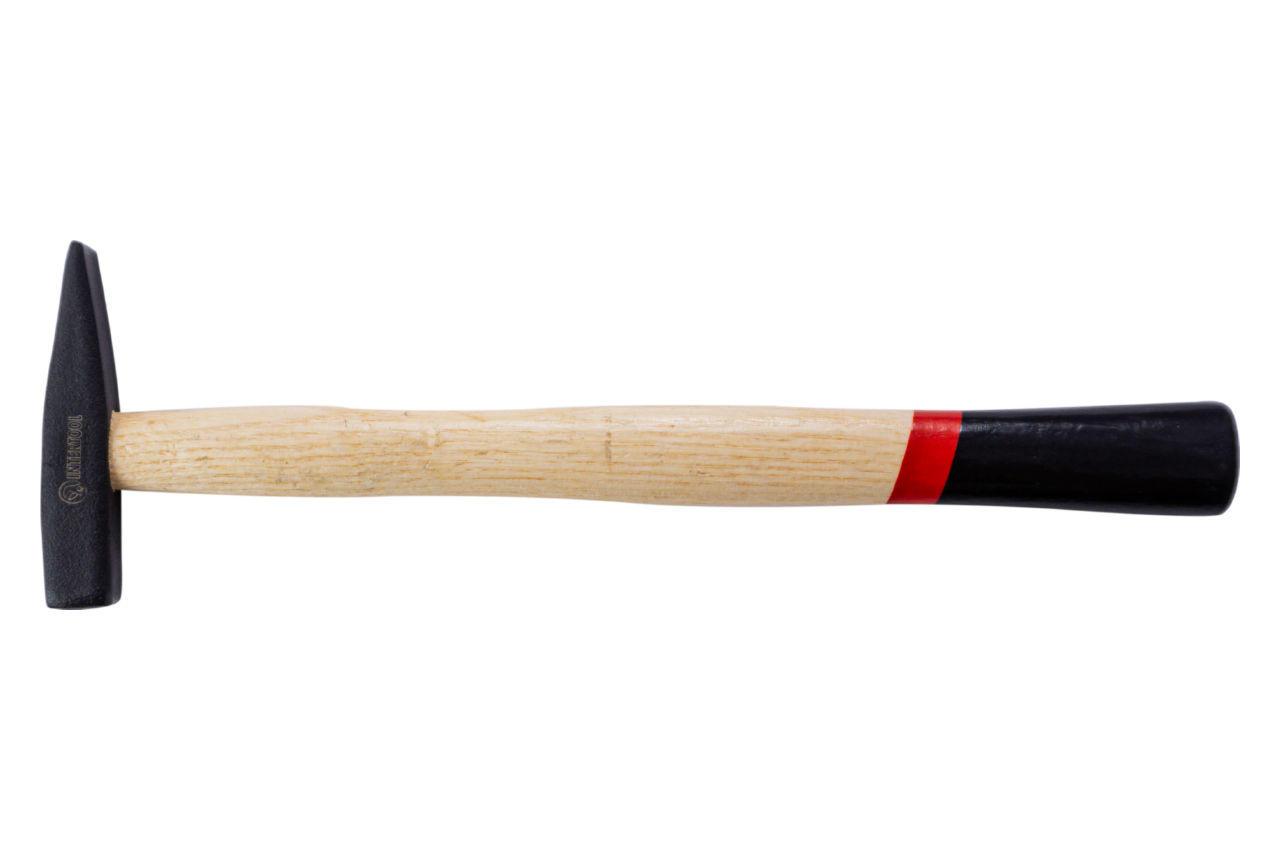 Молоток Intertool - 100 г, ручка ясень