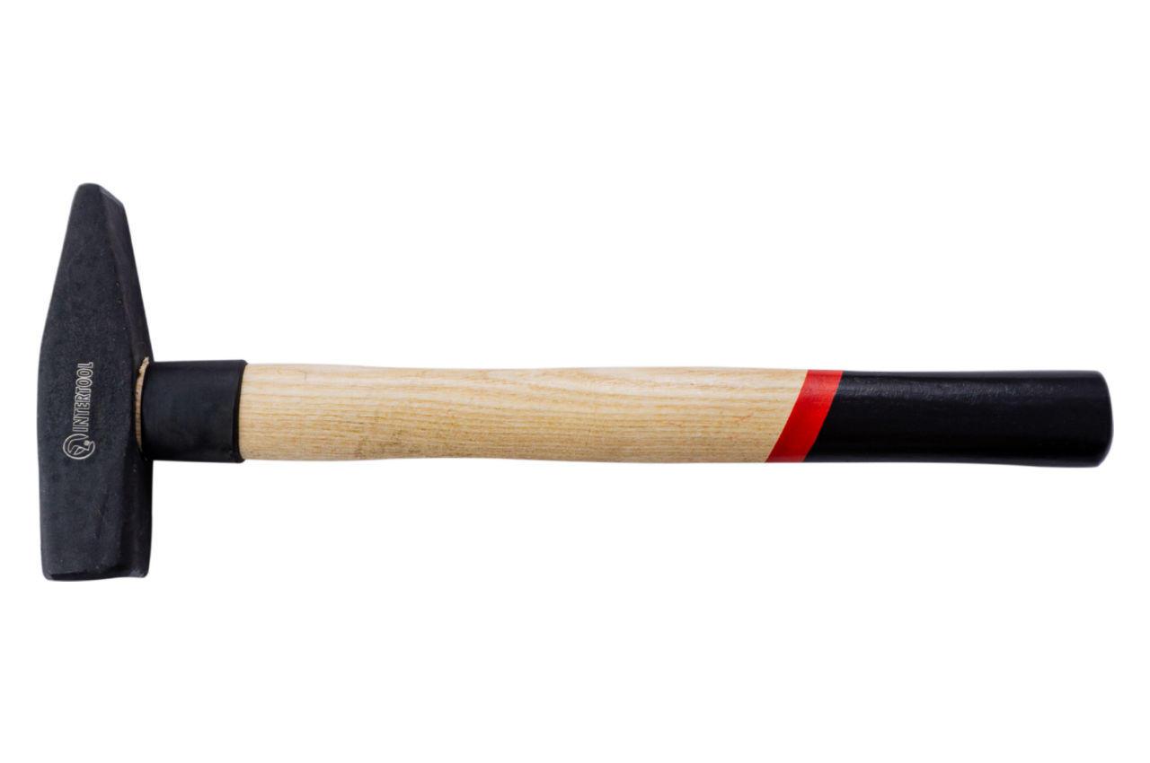 Молоток Intertool - 500 г, ручка ясень