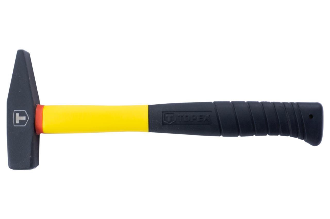 Молоток Topex - 500 г, ручка стекловолокно