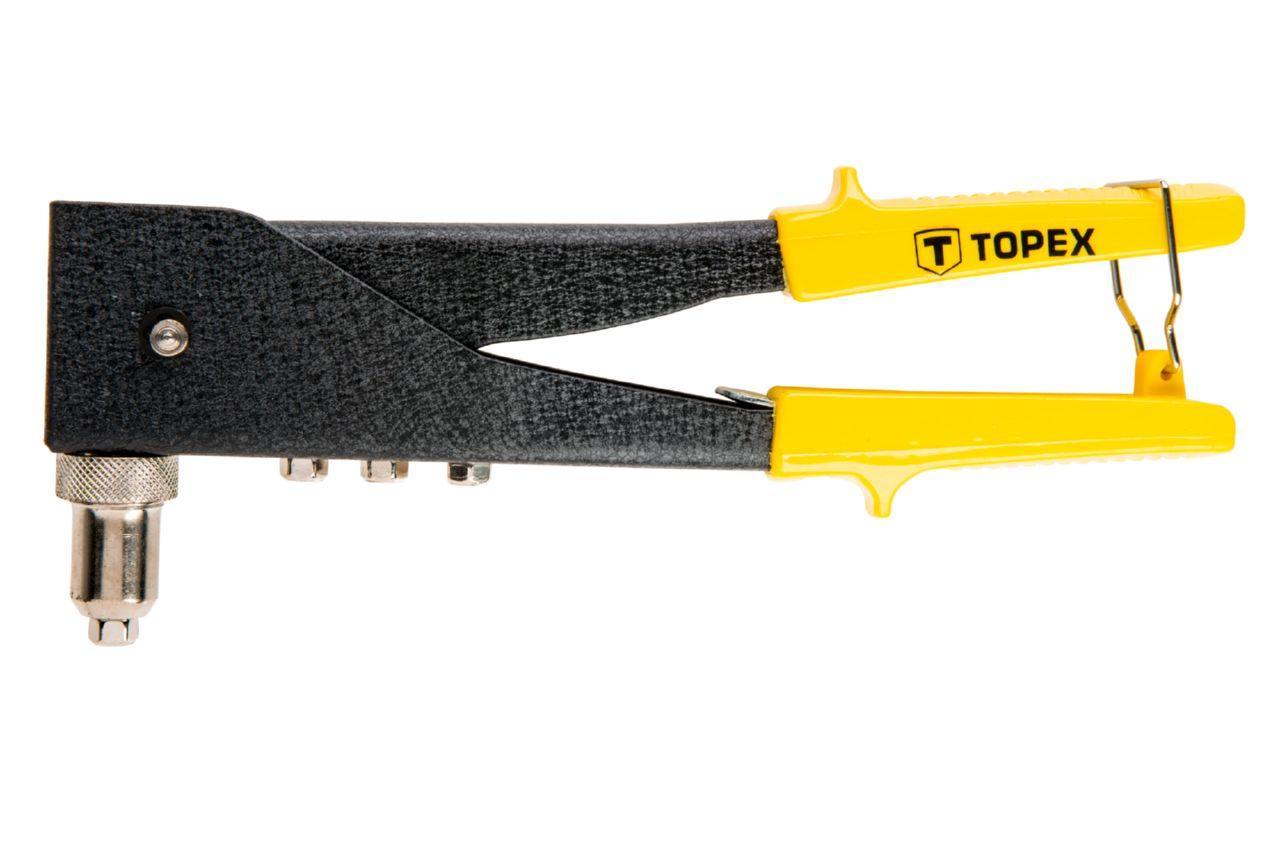Заклепочник Topex - 270 мм х 90°