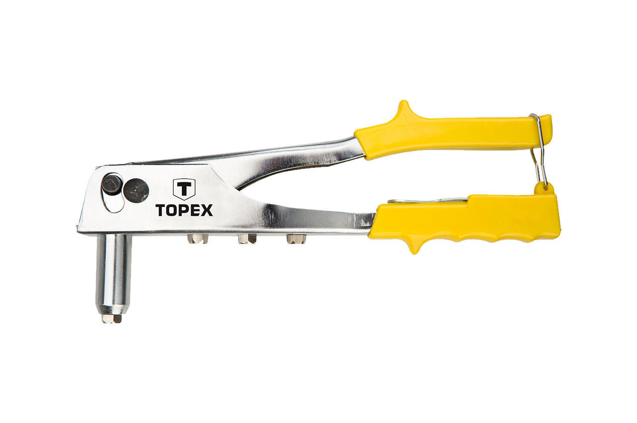 Заклепочник Topex - 250 мм, усиленный
