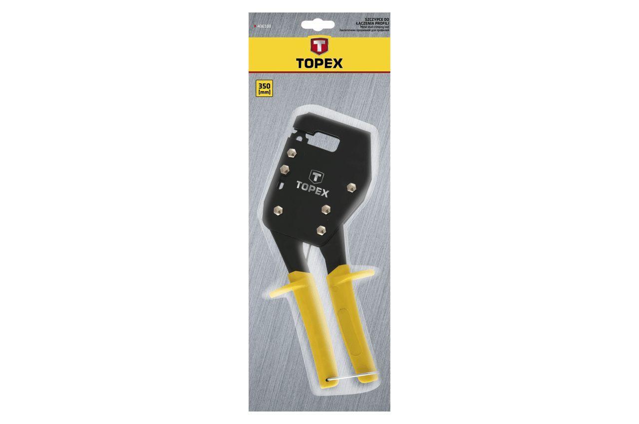 Просекатель Topex - для монтажа профилей 260 мм