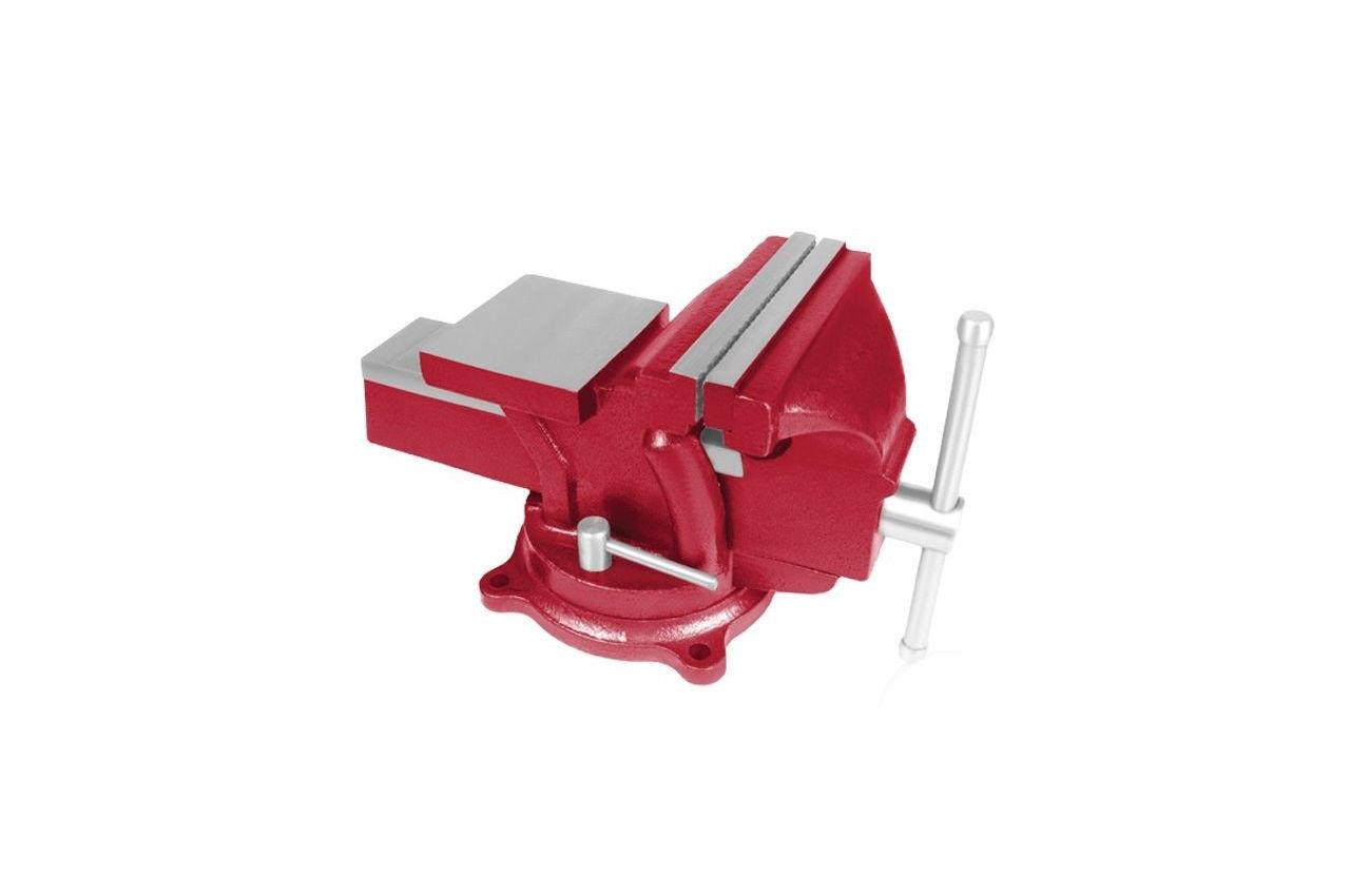 Тиски поворотные Intertool - 125 мм, HT-0052