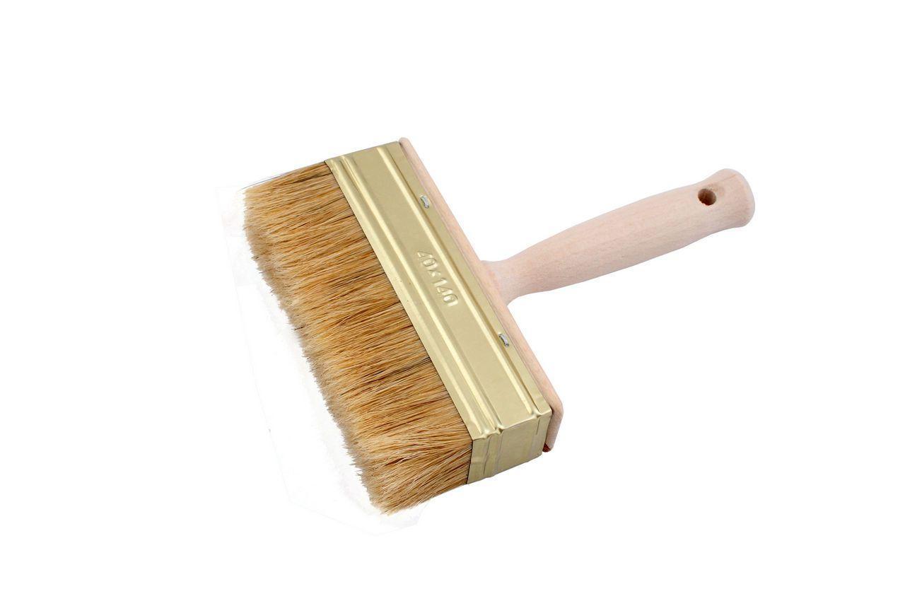 Кисть макловица DV - 30 х 130 мм, ручка деревянная
