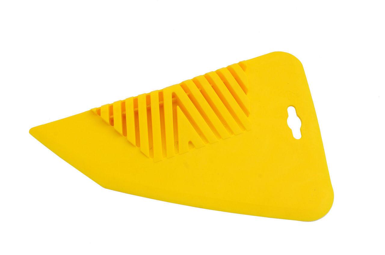 Шпатель прижимной DV - желтый Lux