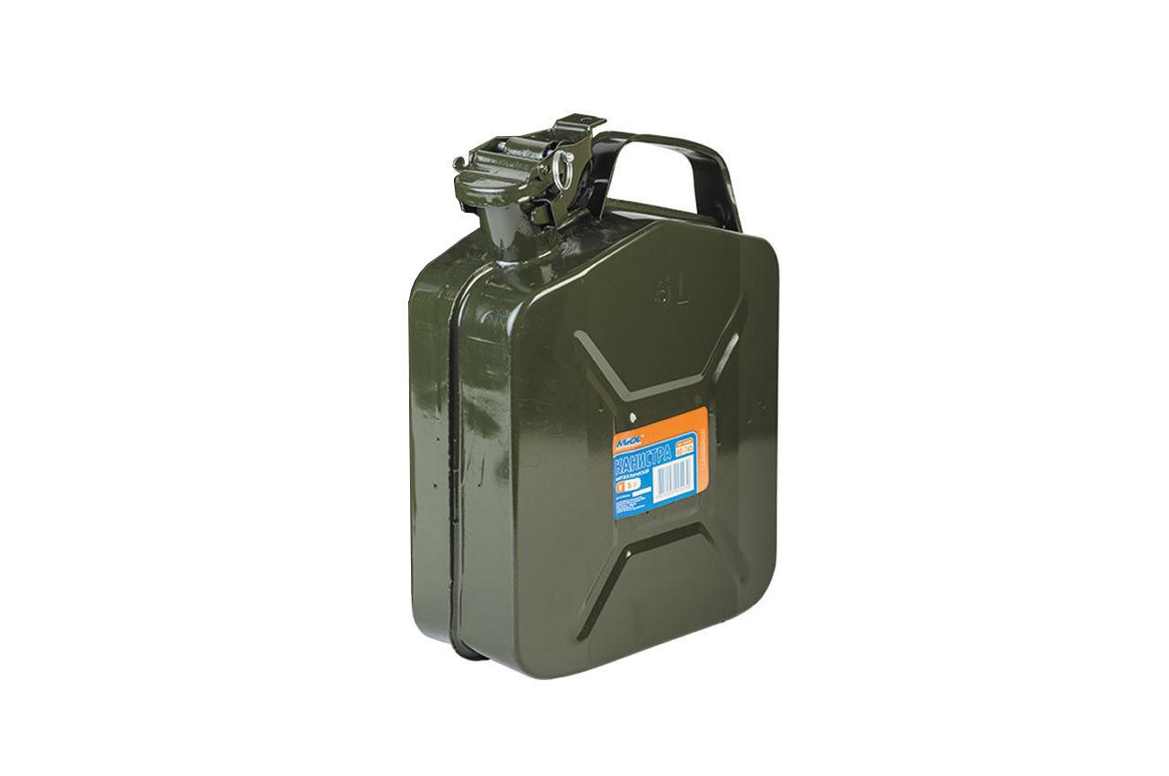 Канистра Miol - 5 л металлическая (80-745)