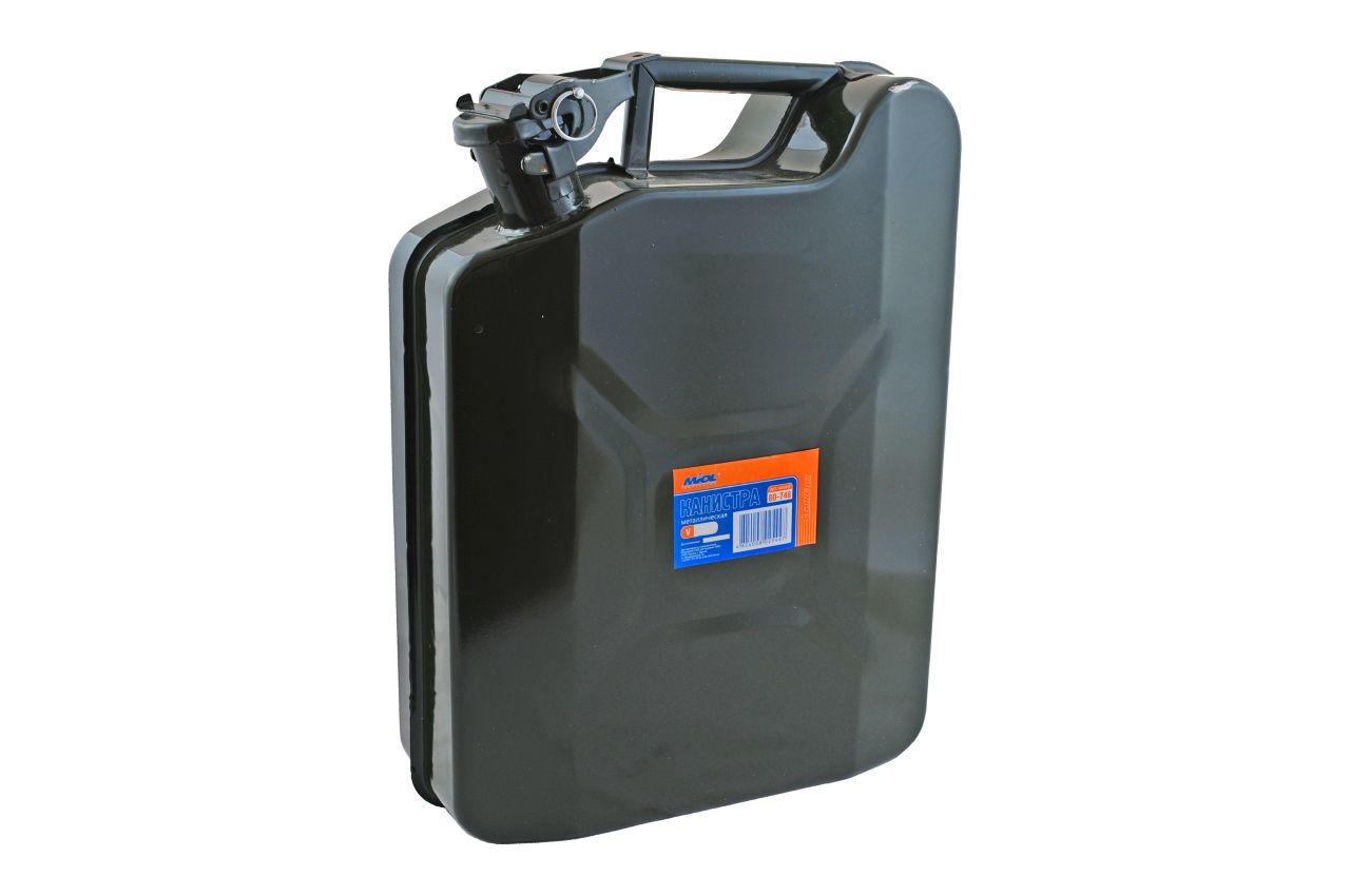 Канистра Miol - 10 л металлическая (80-748)