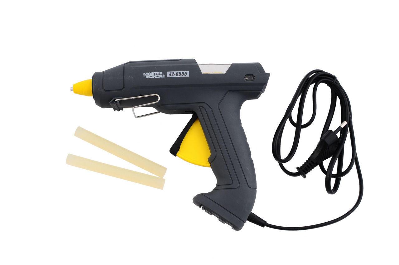 Пистолет клеевой Mastertool - 500 Вт, 34 г/мин, 42-0505