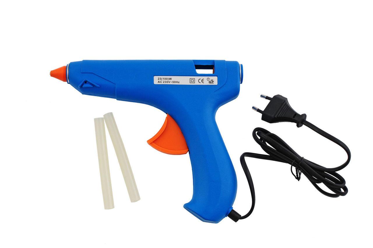 Пистолет клеевой Miol - 100 Вт, 73-055