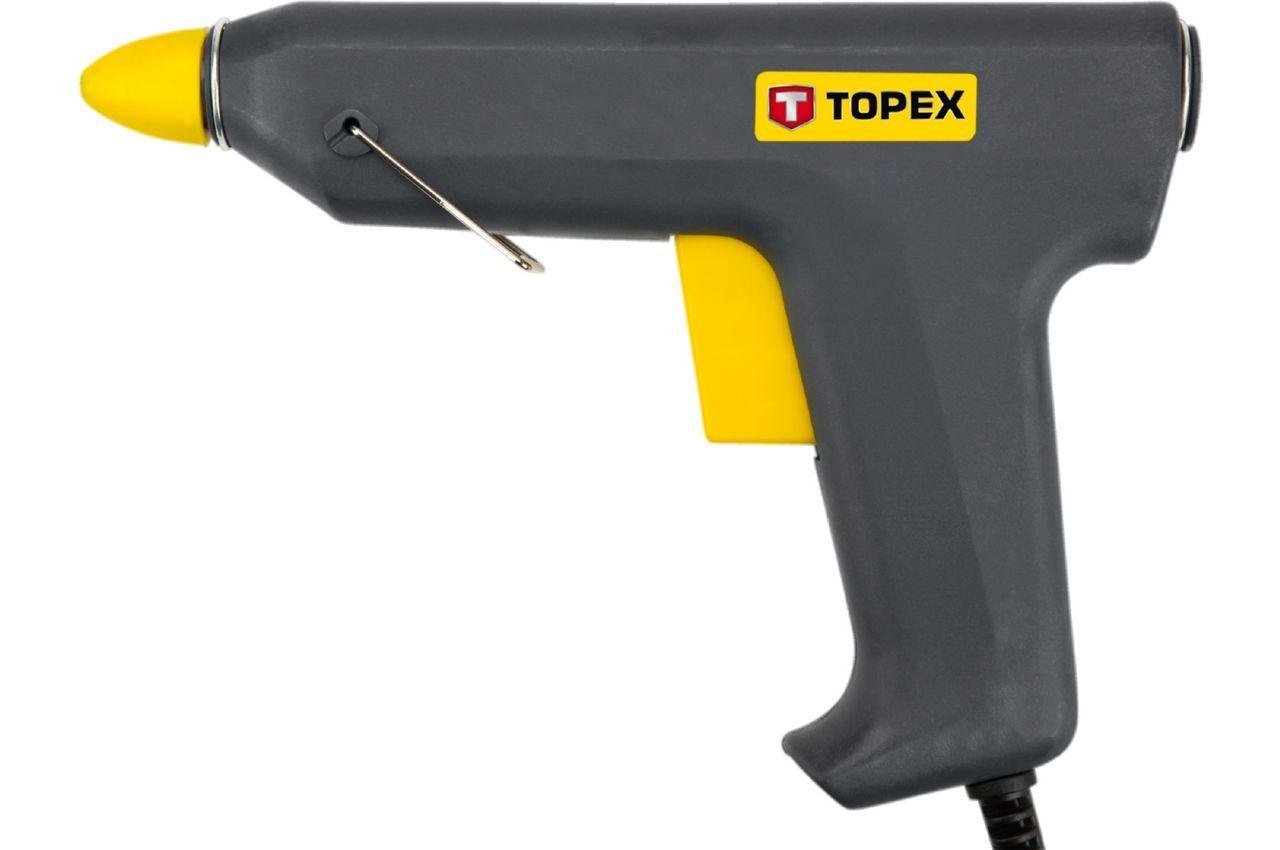 Пистолет клеевой Topex - 78 Вт, 18 г/мин, 42E501
