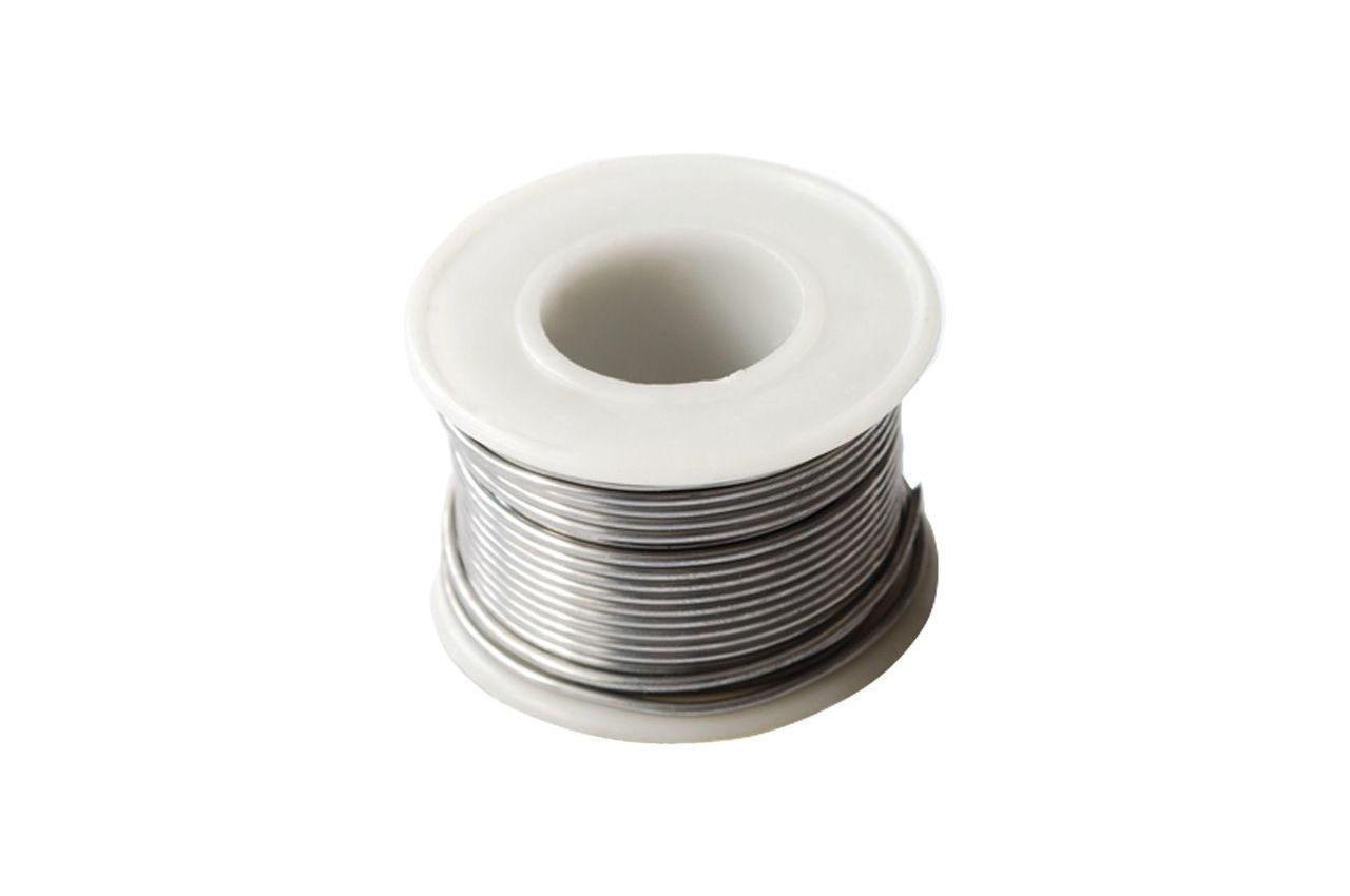 Припой Intertool - 1 мм х 100 г, олово 40% + свинец 60%