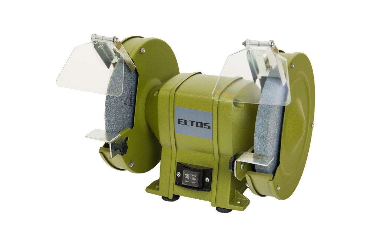 Станок заточной 2-х дисковый Eltos 1100 Вт, ELTE200