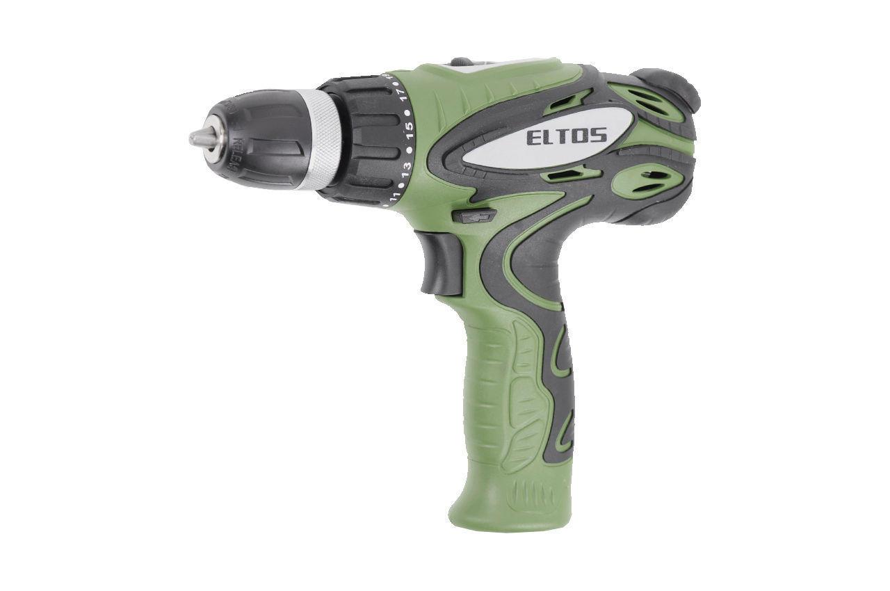 Шуруповёрт сетевой Eltos - 870 Вт, ELDE870