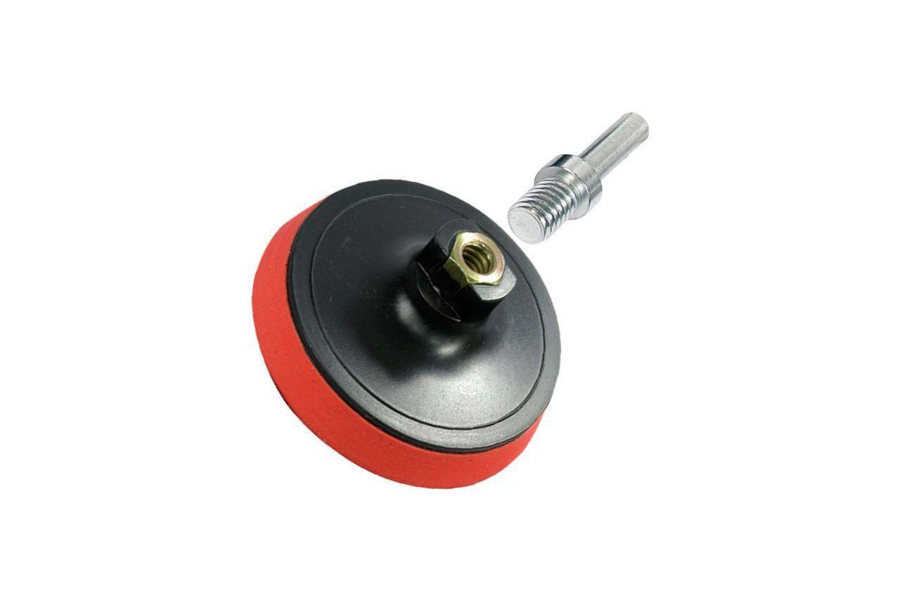 Диск для круга шлифовального Intertool - 125 х 20 мм, с переходником